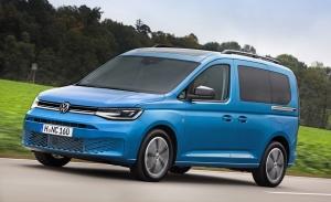 Prueba Volkswagen Caddy 2021, más cerca del Golf (con vídeo)