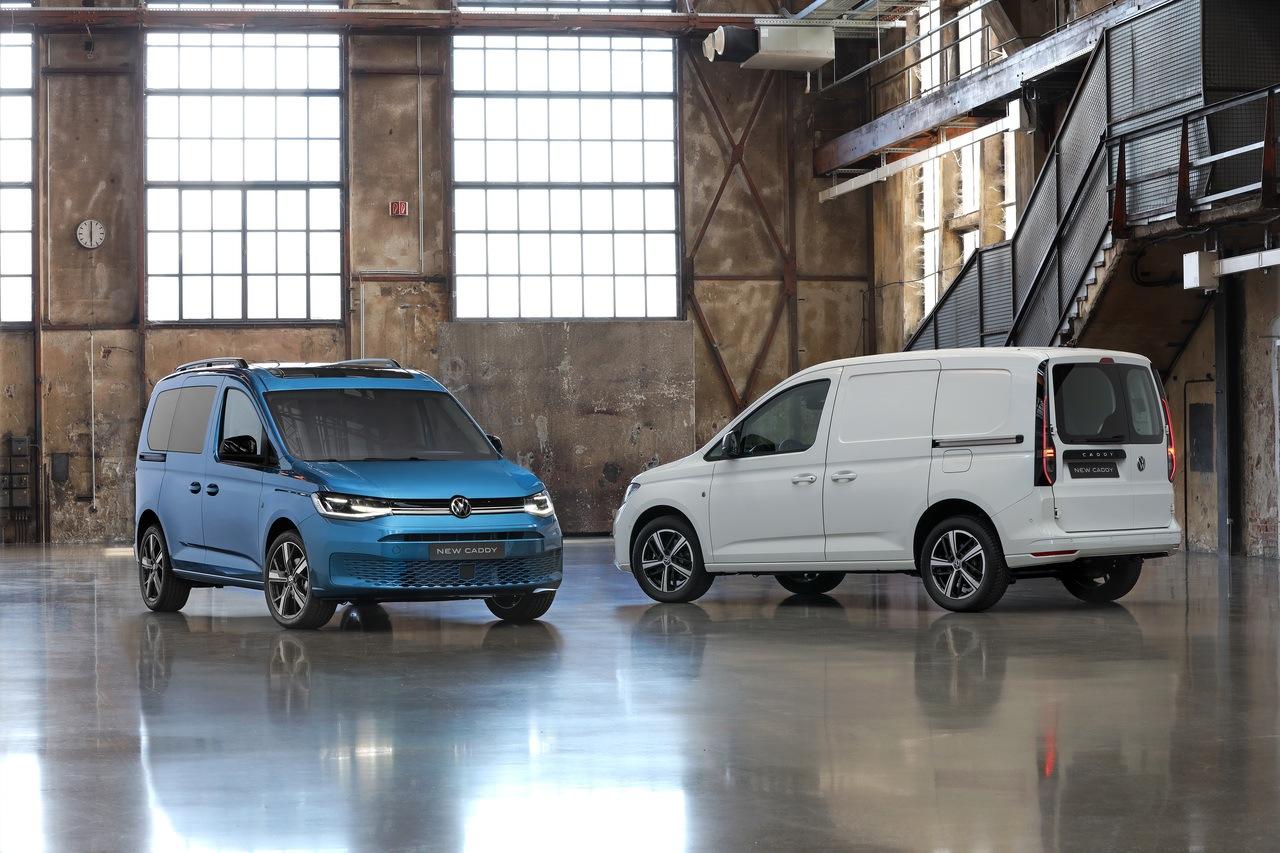 Foto Volkswagen Caddy 2021 - gama