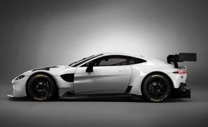 Racing One quiere competir con un Aston Martin Vantage GT3 en el DTM