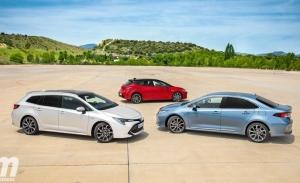 Ranking de ventas de coches híbridos 2021
