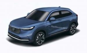 Así será la nueva generación del Honda HR-V que va a ser presentada en unos días