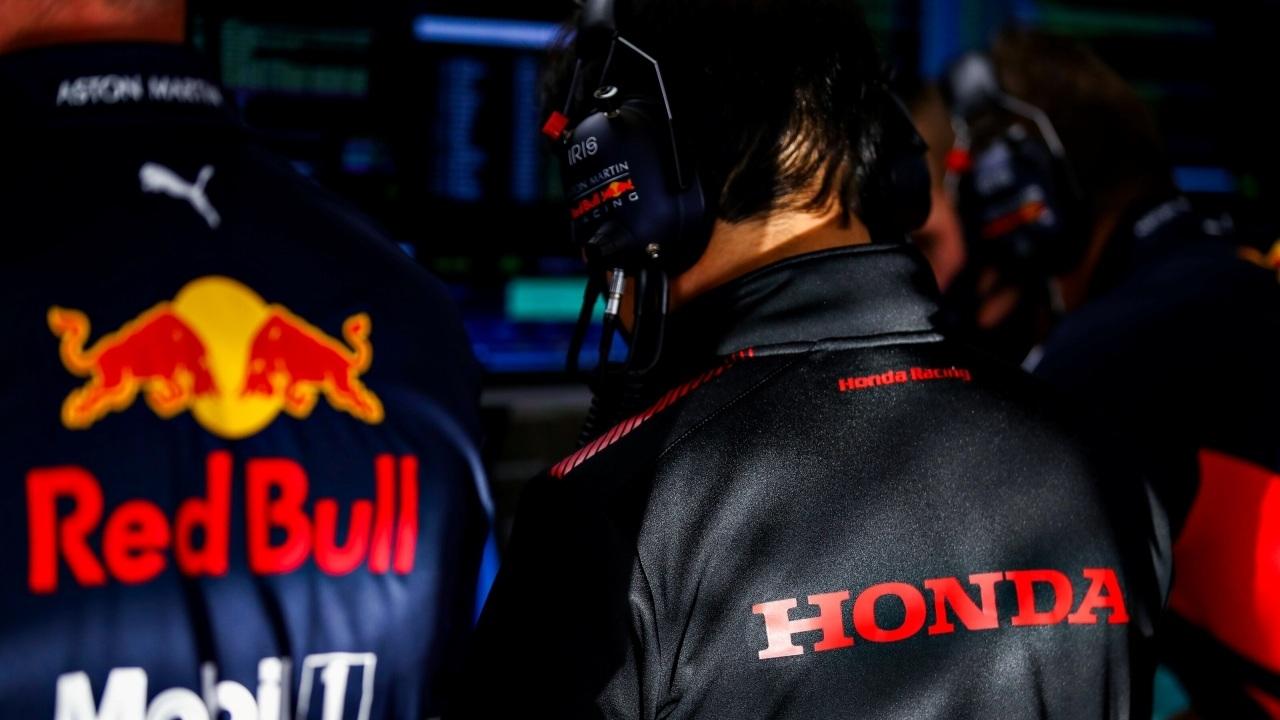 Red Bull confirma que heredará los motores Honda en 2022