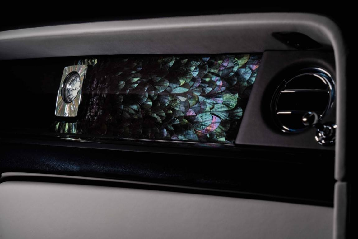 Foto Rolls-Royce Phantom Iridescent Opulence - interior