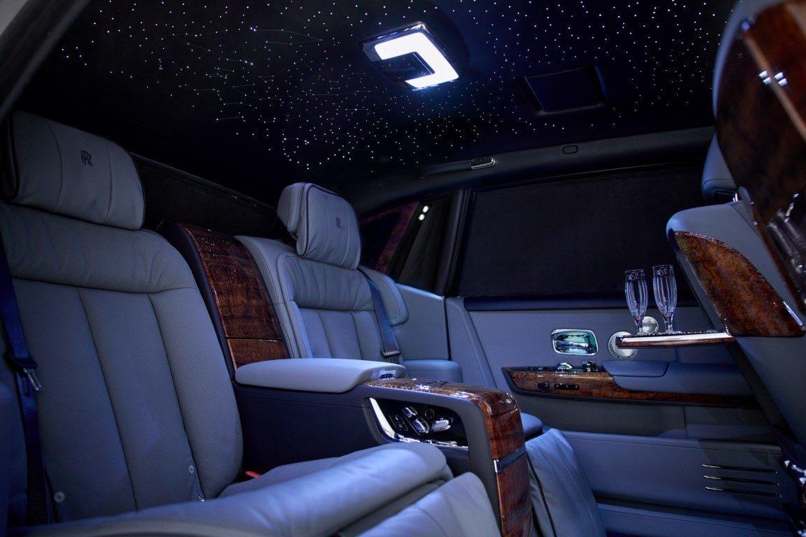 Foto Rolls-Royce Phantom Koa - interior