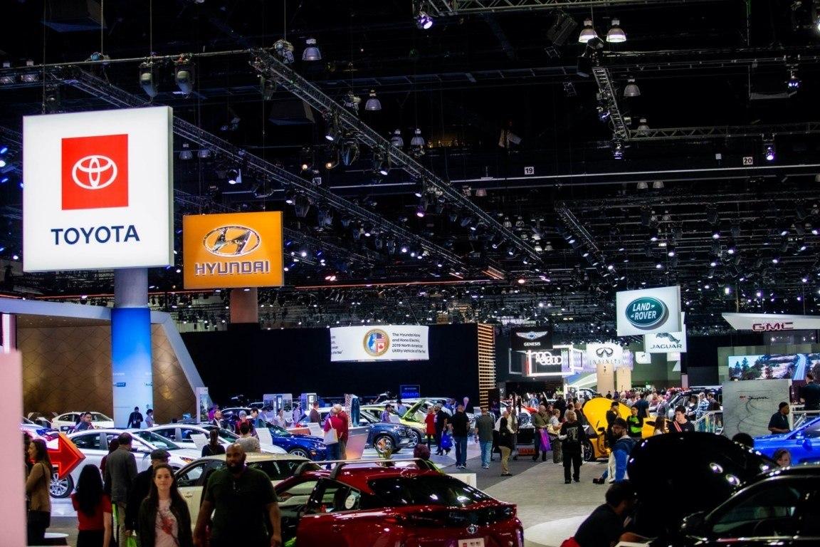 El Salón del Automóvil de Los Ángeles pone fechas a la edición de 2021