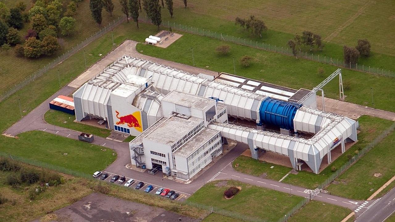 ¿Sabrá sobreponerse Red Bull a su desfasado túnel de viento?