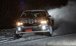 El sueco Mattias Ekström vuelve al WRC para disputar el Arctic Rally