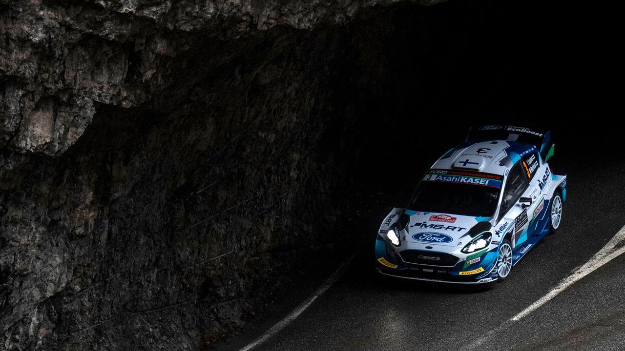 Suninen también será el segundo piloto de M-Sport en el Arctic Rally