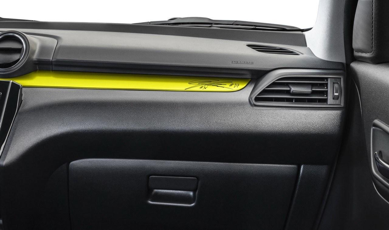 Foto Suzuki Swift Sport Hybrid World Champion Edition - interior