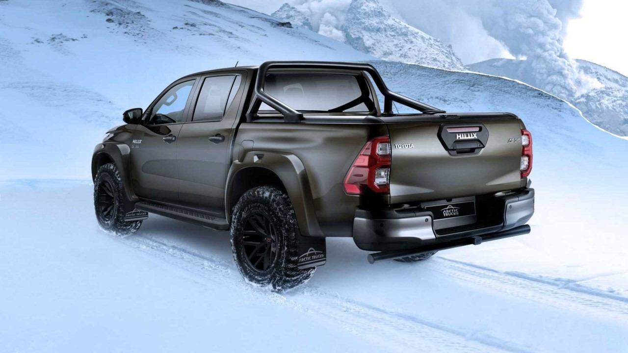 Foto Toyota Hilux AT35 Arctic Trucks - exterior