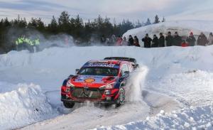 Triunfo de Tänak en el Arctic Rally por delante del líder Rovanperä
