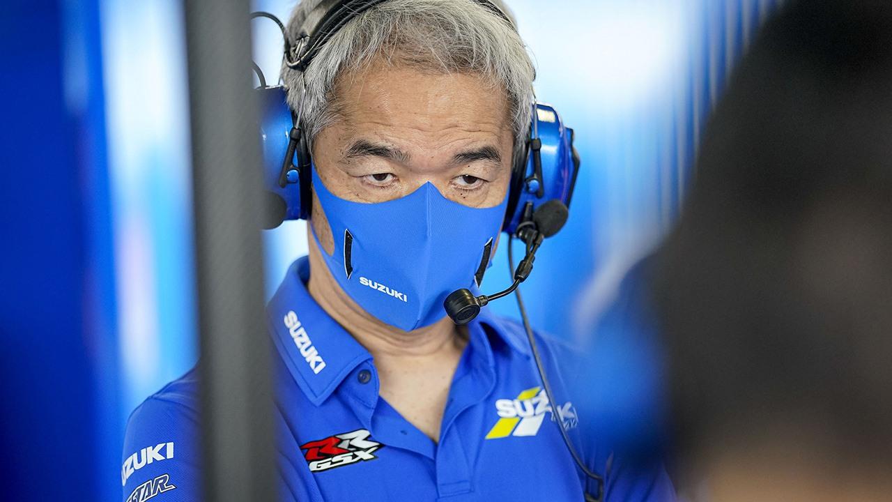 Un comité de siete personas sustituirá a Davide Brivio en Suzuki