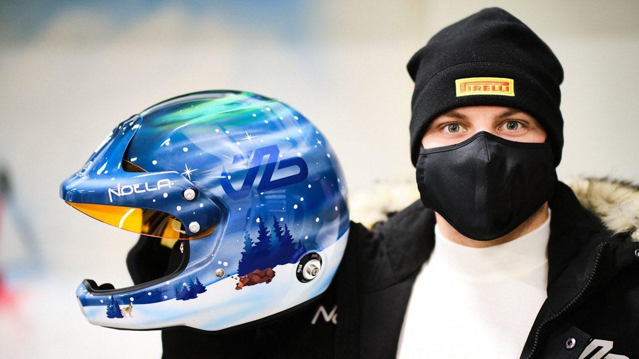 Valtteri Bottas no disputará el Arctic Rally valedero para el WRC