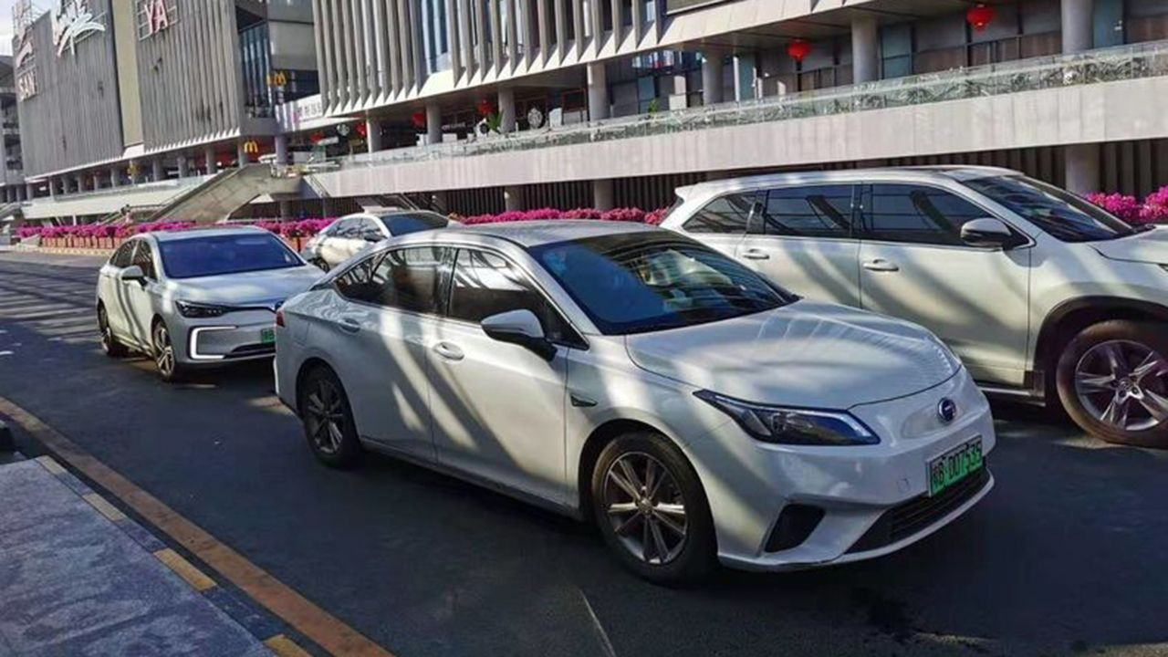 China - Enero 2021: Las ventas de coches nuevos crecen un 30%
