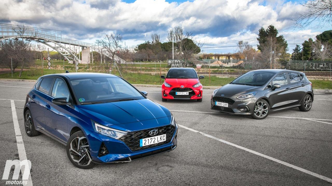 Las ventas de coches electrificados y bifuel superan a los diésel por primera vez