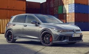 Volkswagen Golf GTI Clubsport 45, el aniversario de un icono automovilístico