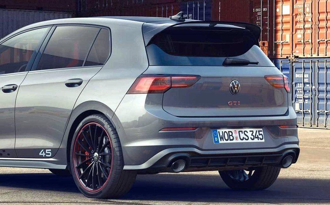 Filtración Volkswagen Golf GTI Edition 45