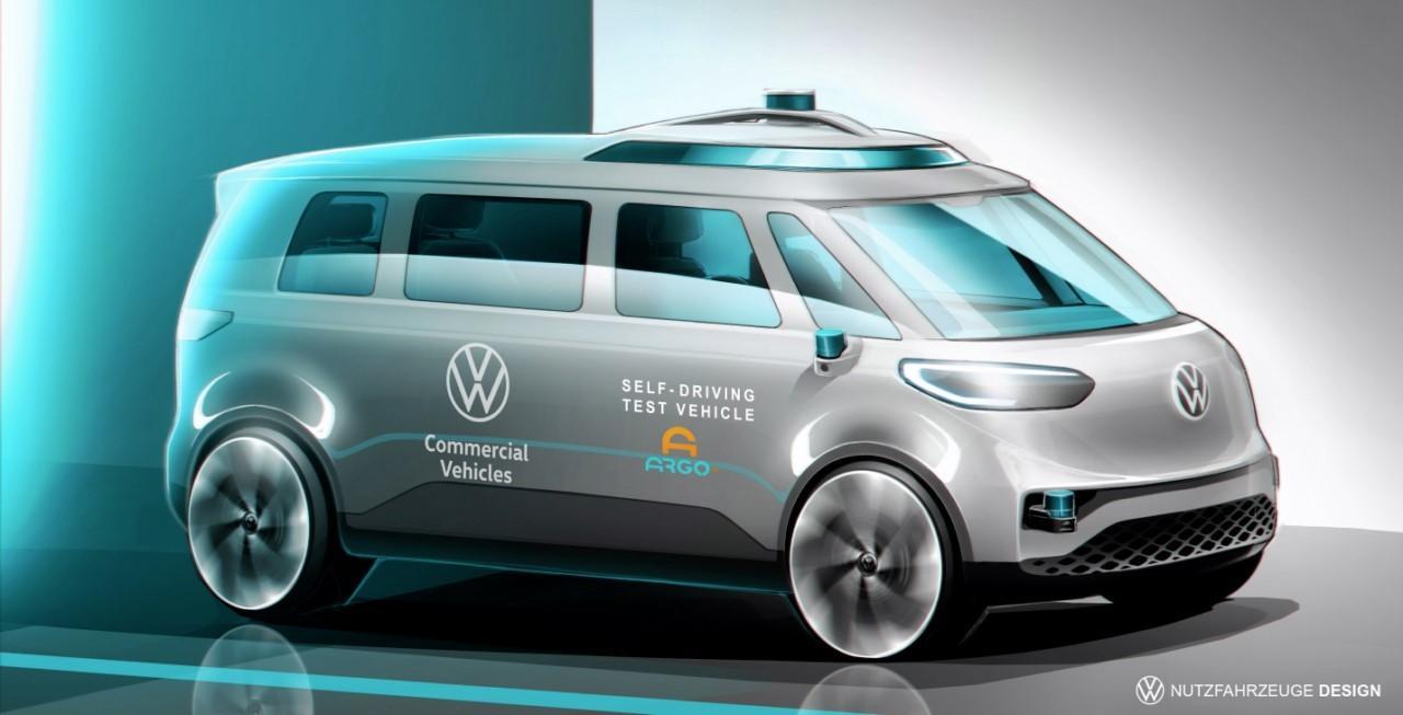 Confirmado: el Volkswagen ID. Buzz contará con conducción autónoma de nivel 4
