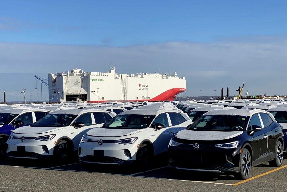 El nuevo Volkswagen ID.4 se pone a la venta en Europa y Estados Unidos