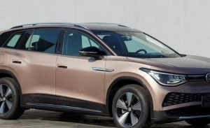 El nuevo Volkswagen ID.6, preparado para debutar en el Salón de Shanghái 2021