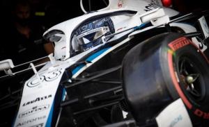 El Williams FW43B completa un 'shakedown' en Silverstone