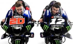 Yamaha afronta el desafío de MotoGP 2021 con Viñales y Quartararo