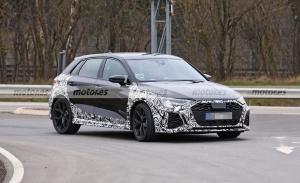 Los nuevos Audi RS 3 Sportback y RS 3 Sedán 2022 vuelven al territorio de Nürburgring