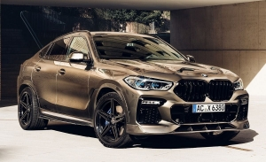 AC Schnitzer pone un toque extra de deportividad y agresividad al BMW X6