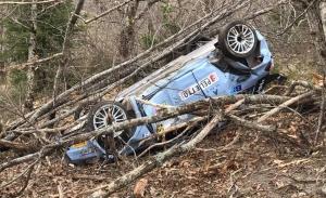 El accidente de Craig Breen en Italia no afecta a los planes de Hyundai