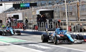 Alonso sigue donde lo dejó en 2018: ¡¡NADIE sacó tanto a su compañero en la clasificación!!