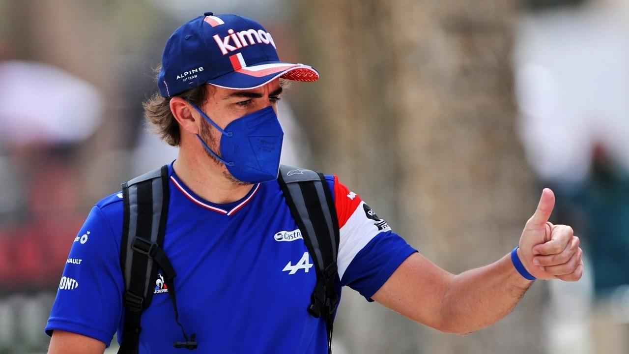 Alonso se explica: «Yo no dije que era el mejor piloto de la F1»