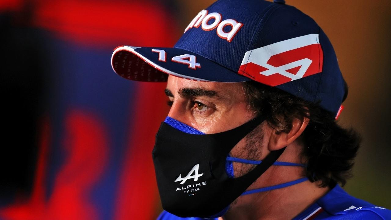 Alonso, forzado a defender su regreso a los 39 años: «El tipo que domina tiene 36»