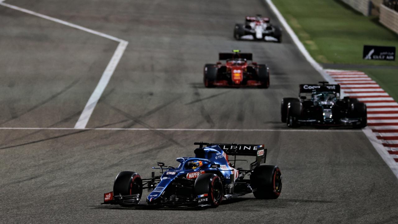 Alonso ve a Alpine en la lucha con McLaren y Ferrari y estas son sus razones