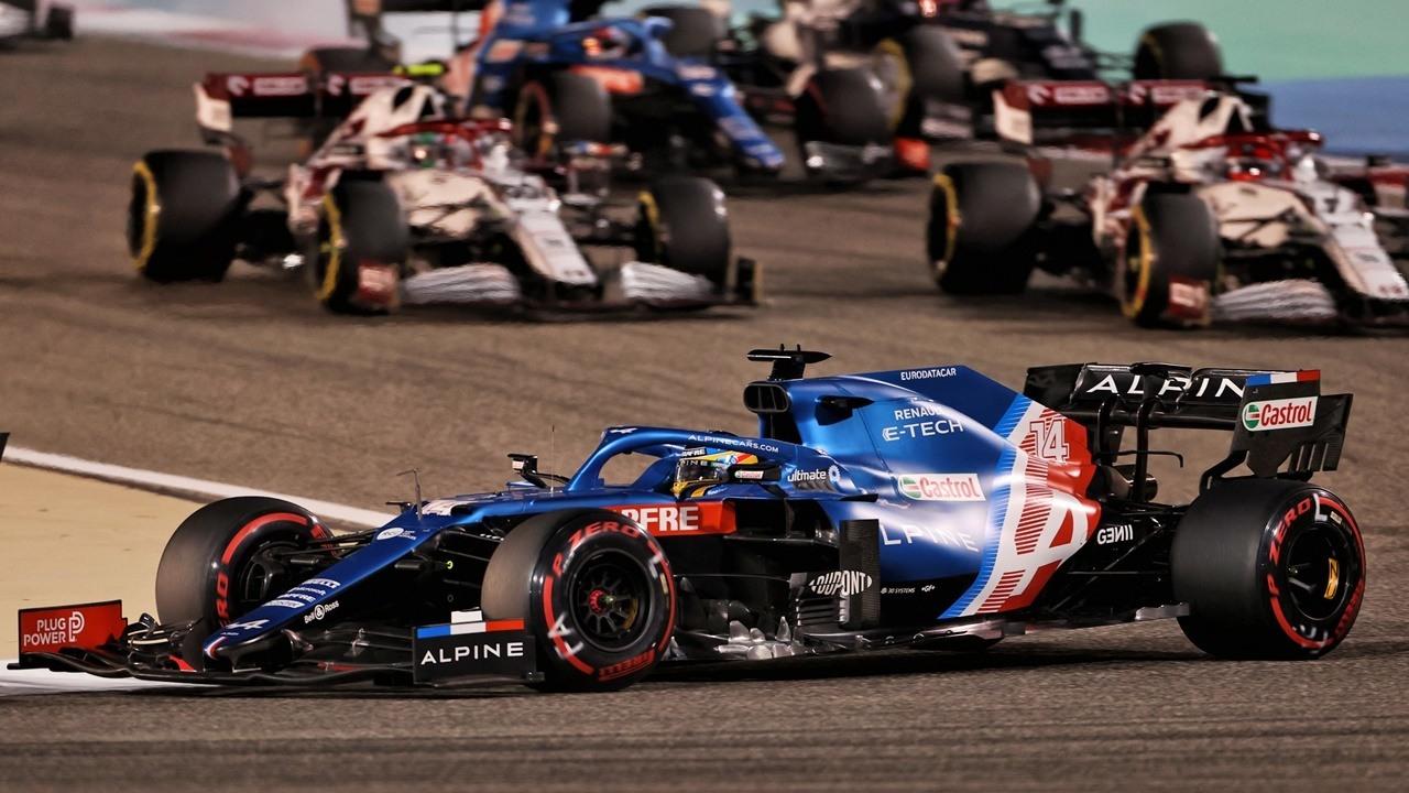 Amargo retorno de Alonso: «Ha sido una carrera a contrapié, me falta todavía»