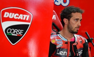 Andrea Dovizioso completará un test con la Aprilia RS-GP en Jerez