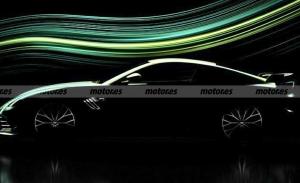 Aston Martin adelanta una edición especial del nuevo Vantage Safety Car F1