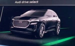 Una filtración desvela el diseño frontal del Audi Q4 e-tron, el SUV eléctrico compacto