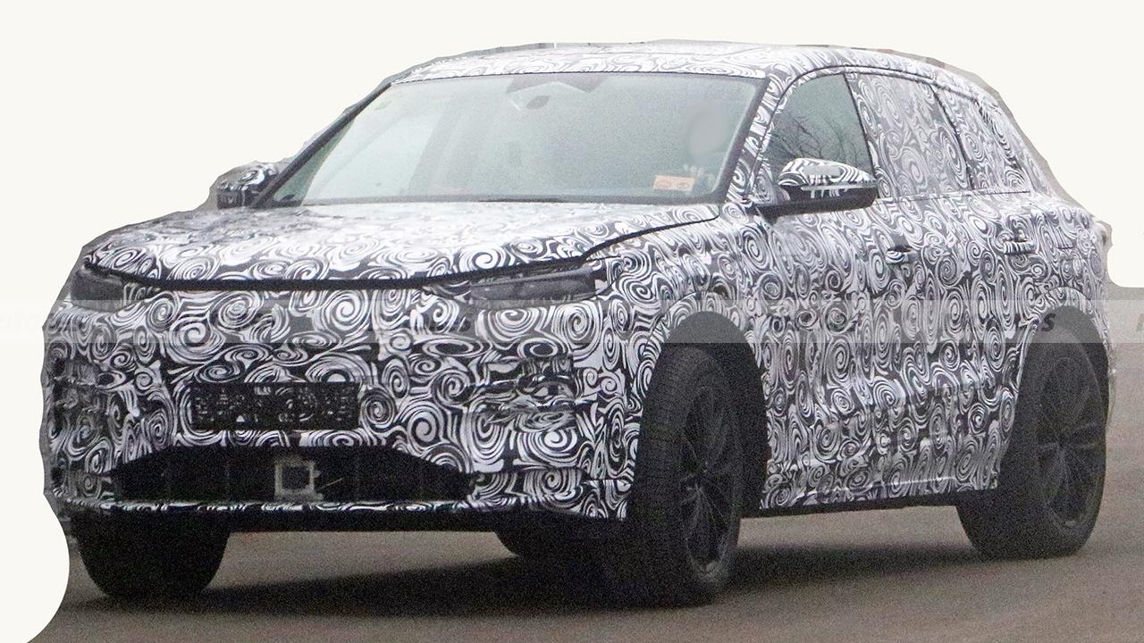 ¡Cazado! El Audi Q5 e-tron, un nuevo SUV eléctrico, ya está en desarrollo