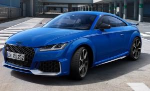 Audi estrena nuevas ediciones limitadas inspiradas en el Audi RS 2 Avant
