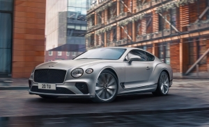 Bentley Continental GT Speed 2022, el Grand Touring se convierte en un gran deportivo