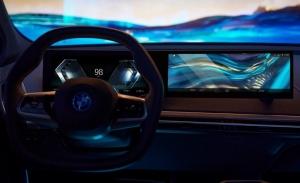 BMW presenta la sofisticada plataforma iDrive 8 con inteligencia artificial