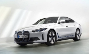 El nuevo BMW i4 2022 filtrado al completo horas antes de su presentación