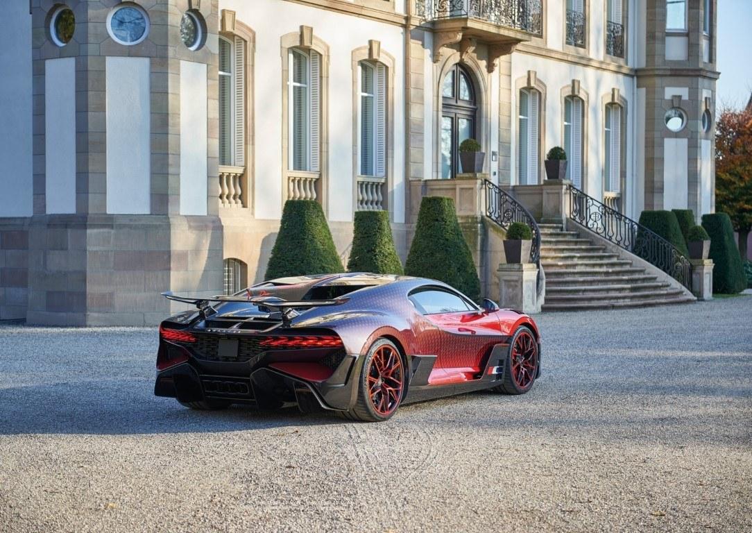 Foto Bugatti Divo Lady Bug - exterior