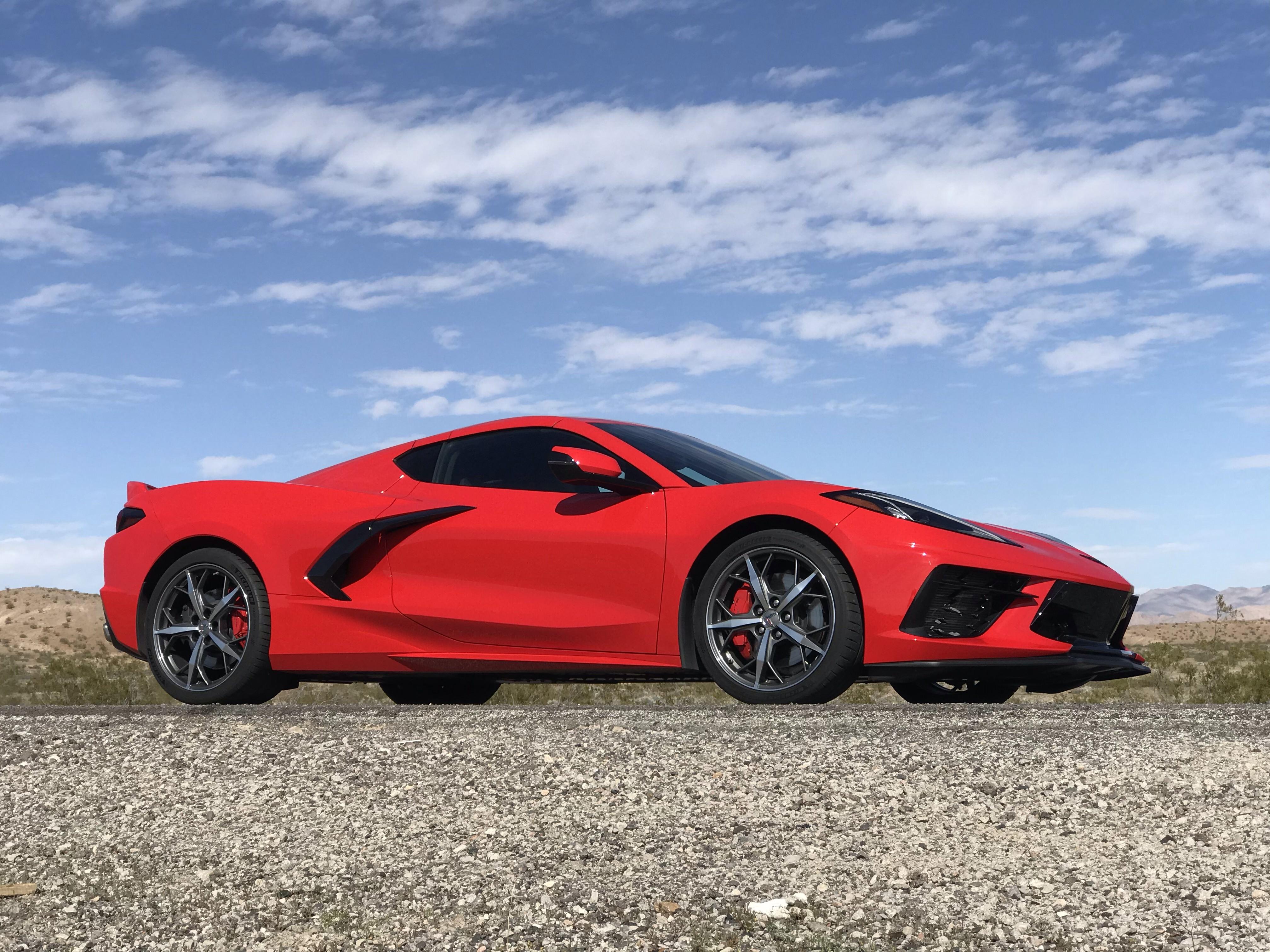 GMSV desvela la fecha de presentación del Chevrolet Corvette 2022
