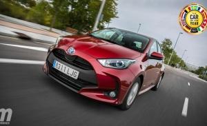 El nuevo Toyota Yaris elegido Coche del Año 2021 en Europa