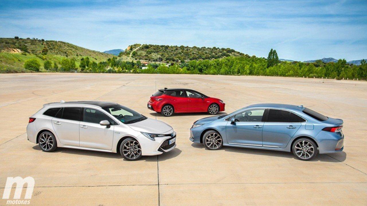 Los 10 coches híbridos más vendidos en febrero de 2021