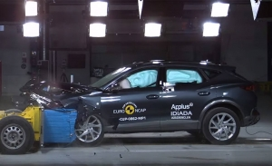 El nuevo CUPRA Formentor aprueba las pruebas de seguridad Euro NCAP