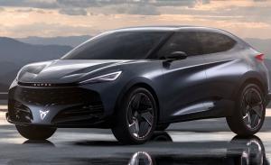 El CUPRA Tavascan, un nuevo SUV 100% eléctrico, llegará en 2024