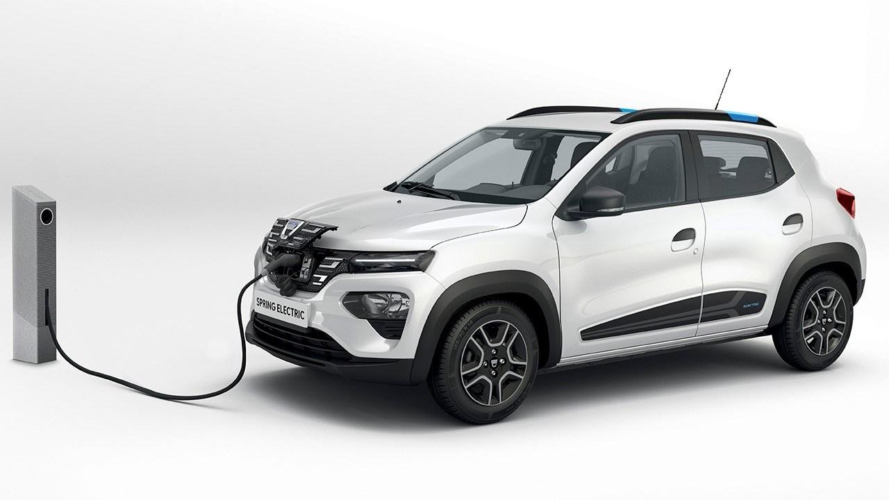 Dacia Spring: qué tamaño tiene realmente el eléctrico más barato de Europa