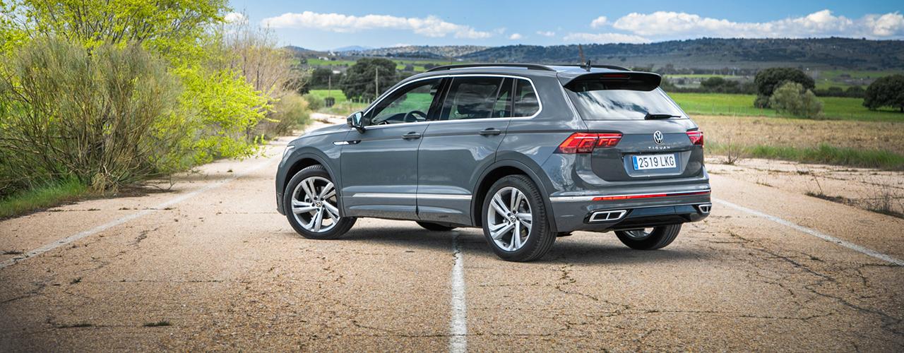 Prueba Volkswagen Tiguan 2021, la familia es bienvenida (con vídeo)